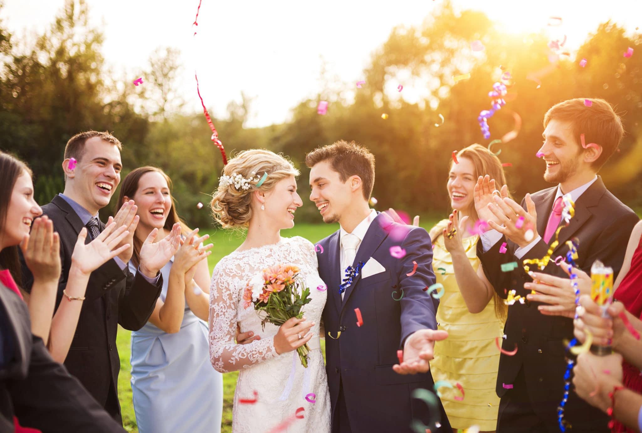 Sommer und Hochzeitssaison