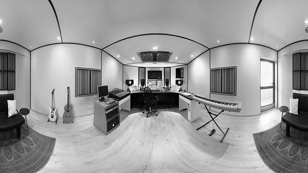 Unser neues Tonstudio