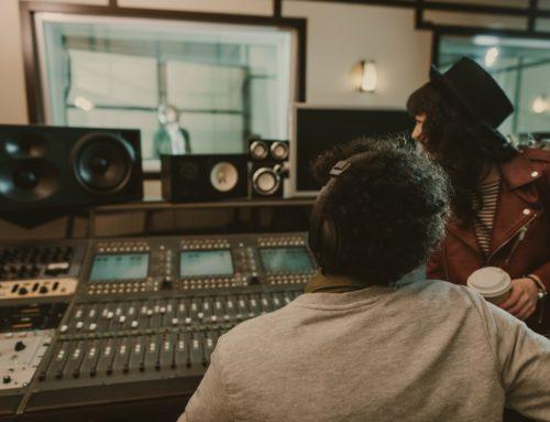 Endspurt für den neuen Lovesong: die Produktion